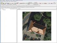3D-DachTools Zusatzfunktion zur Plan-Bilderfassung, Objektansicht und Erfassung mit Google -