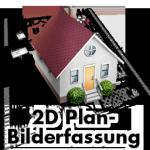 2D-Erfassung über eine Plan-Bilddatei